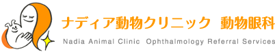 ナディア動物クリニック 動物眼科 Nadia Animal Clinic Ophthalmology Referral Services